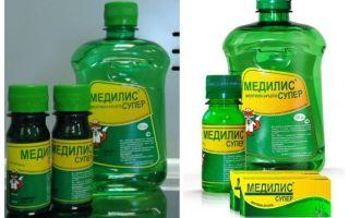 Medilis: Anticlope, Tsiper, Super de bug-uri