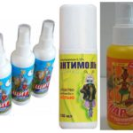 Spray de molii