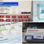 Medicamente pentru prevenirea malariei