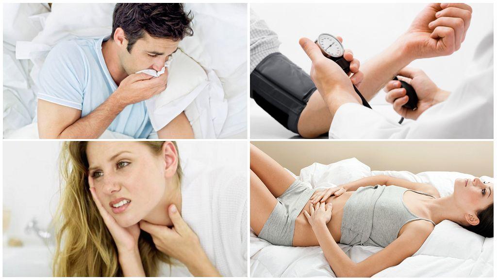 Simptomele bolii după ce au fost mușcate de o bifă infectată